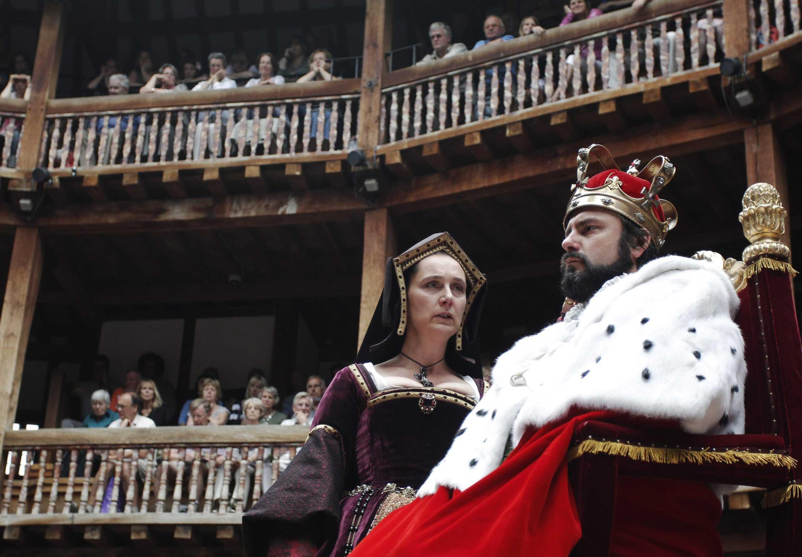 Henry VIII Shakespear Darma
