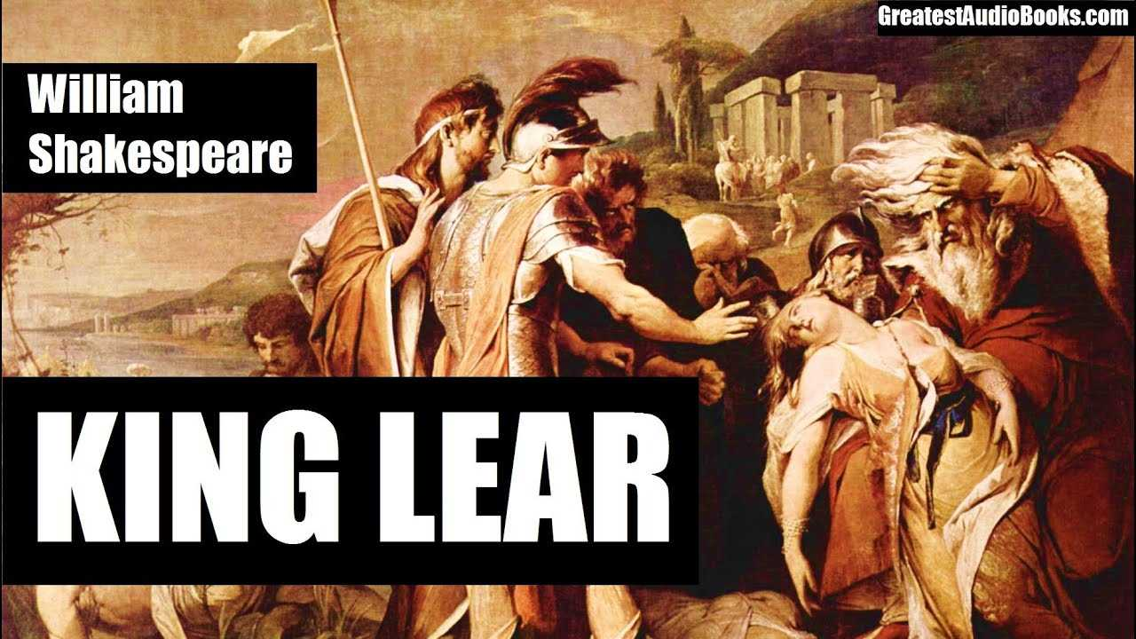 King Lear Shakespeare Darma